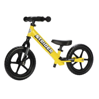 Potkupyörä Strider keltainen
