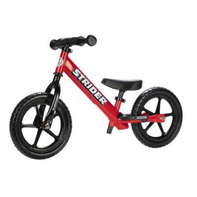 Potkupyörä Strider punainen