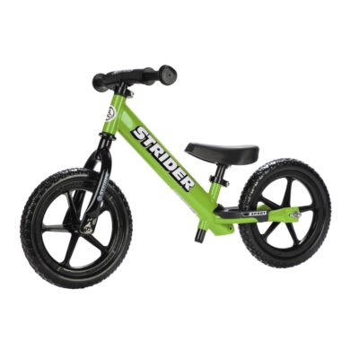 Potkupyörä Strider vihreä